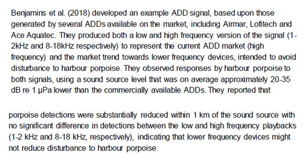 ADD 1 March 2021 #16 SG report SARF 112 reference