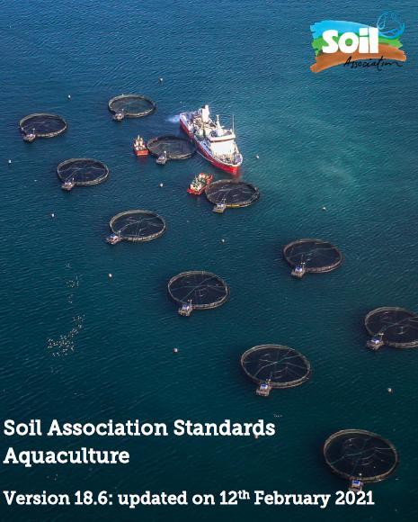 Soil Association salmon standards Feb 2021 #1