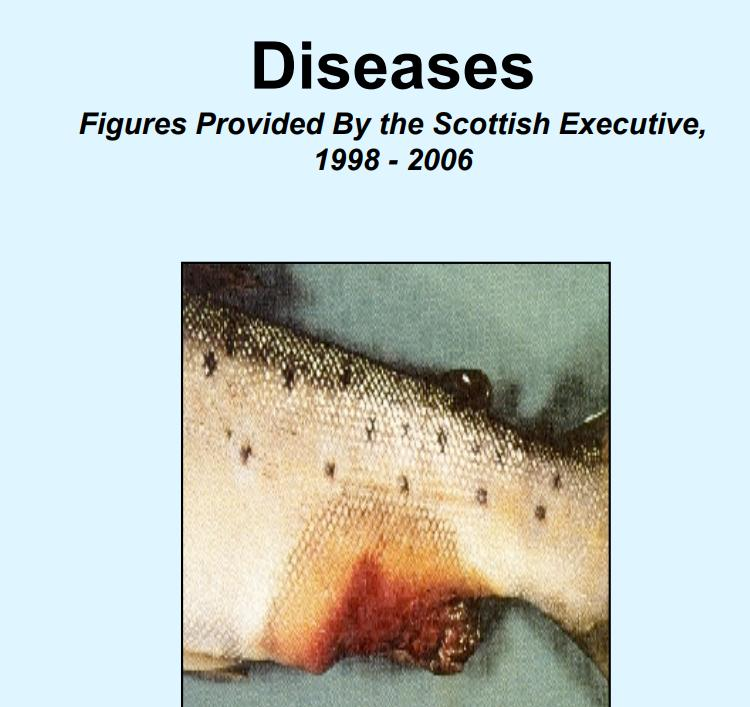 Diseases Scotland 1980-2005 table #1
