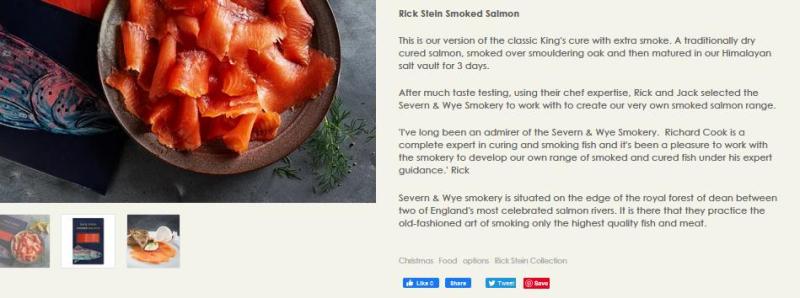 Rick Stein blog #5