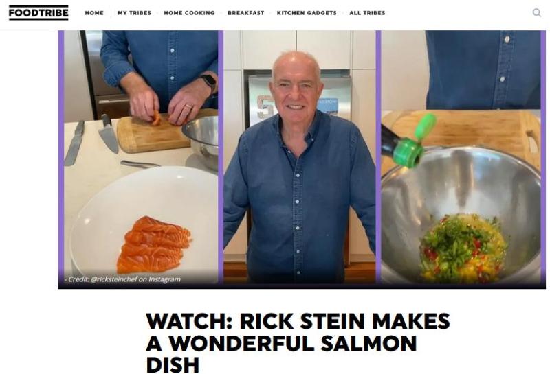 Rick Stein blog #8