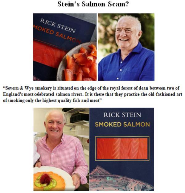 Rick Stein blog graphic