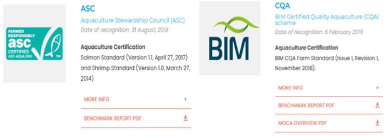 GSSI recognised certification #2