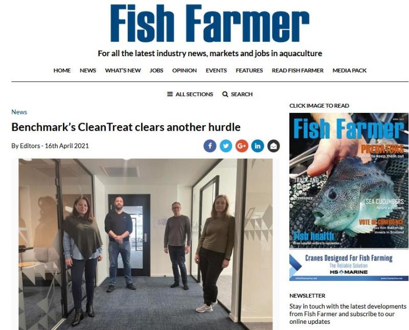 Fish Farmer 16 April 2021 #1