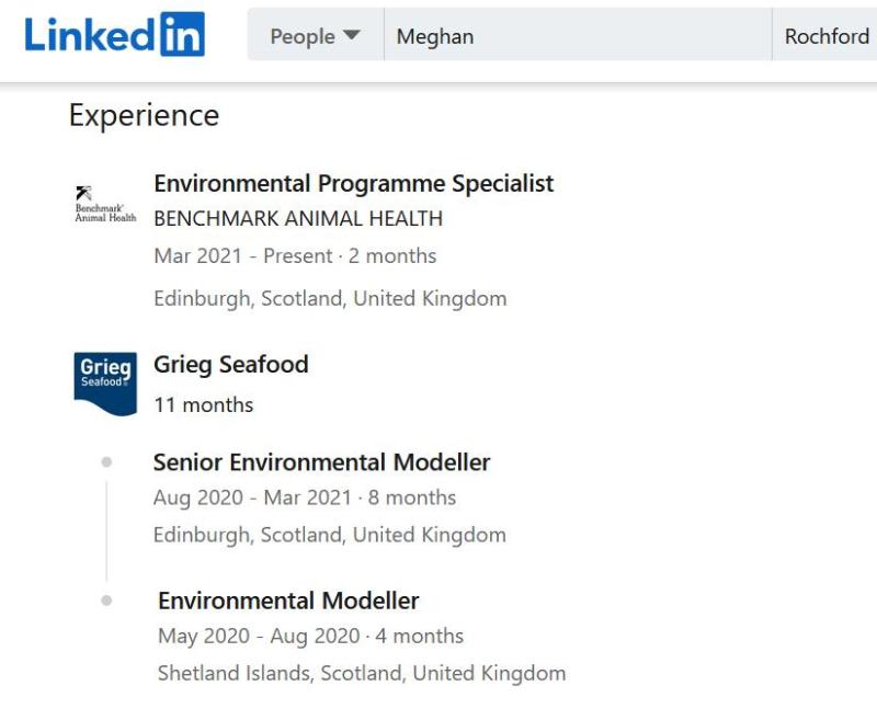 Meghan Rochford LinkedIn #1