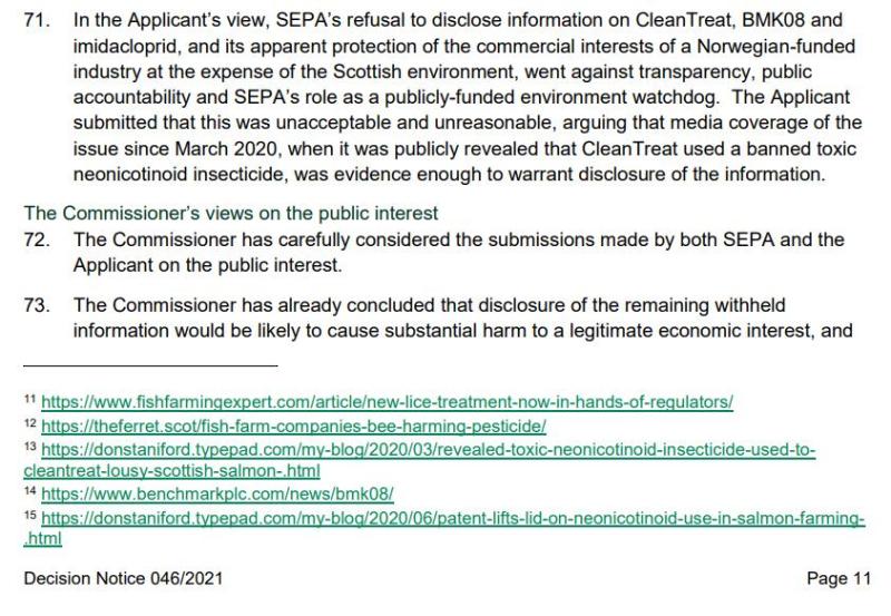 SIC Clean Treat SEPA Decision Notice 046-2021 21 April 2021 #5