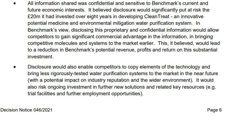 SIC Clean Treat SEPA Decision Notice 046-2021 21 April 2021 #8
