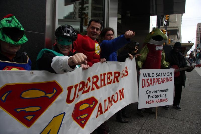Superheroes 4 Salmon #4