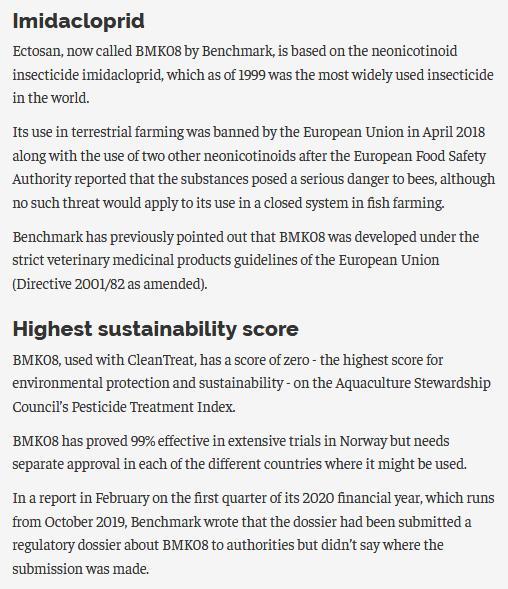 Fish Farming Expert Imidacloprid 22 May 2020 #4