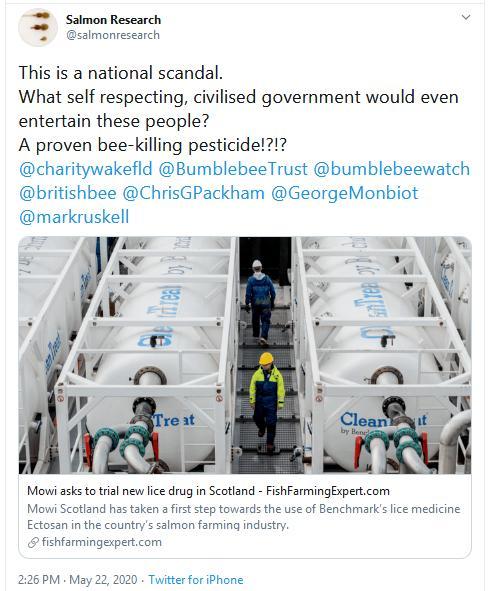 Fish Farming Expert Imidacloprid 22 May 2020 Tweet