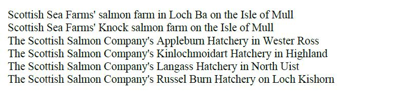 PR Cancer-causing chemical flooding Scottish lochs 24 May 2020 #13