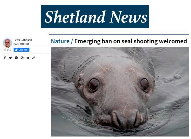Shetland News 3 June 2020 #1