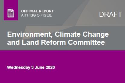 ECCLR 3 June 2020 #1