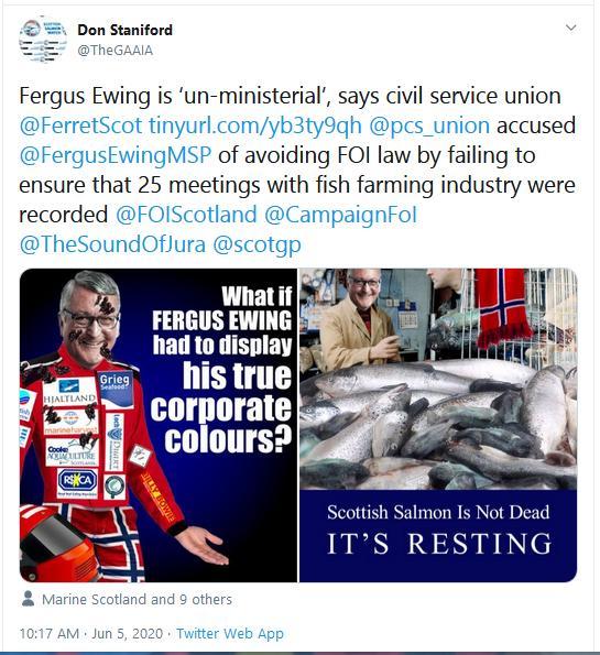 Fergus Tweet 5 June 2020