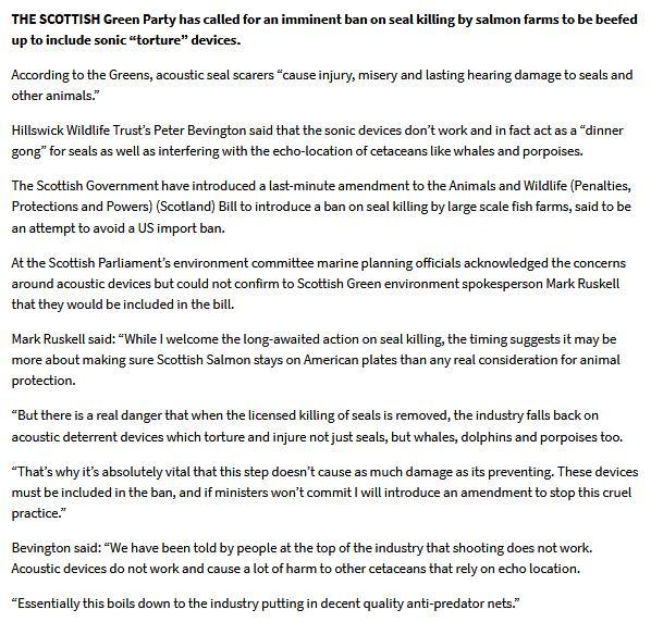 Shetland News 7 June 2020 ADD ban Greens #2
