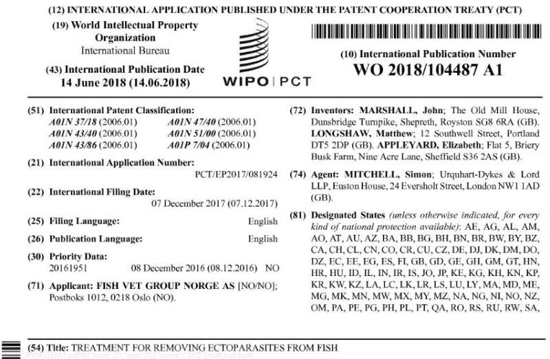 Imidacloprid Canadian Patent CA3045239A1 #4