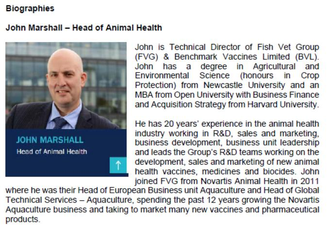 John Marshall bio #1
