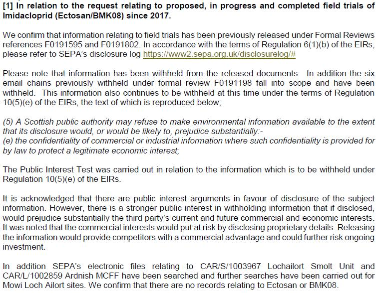 SEPA FOI letter 26 June 2020 second FOI reply #1
