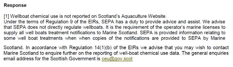 Public Register blog #14  wellboat to sepa