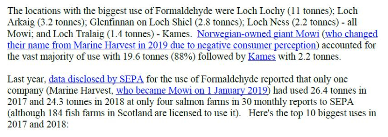 PR Cancer-causing chemical flooding Scottish lochs 24 May 2020 #7