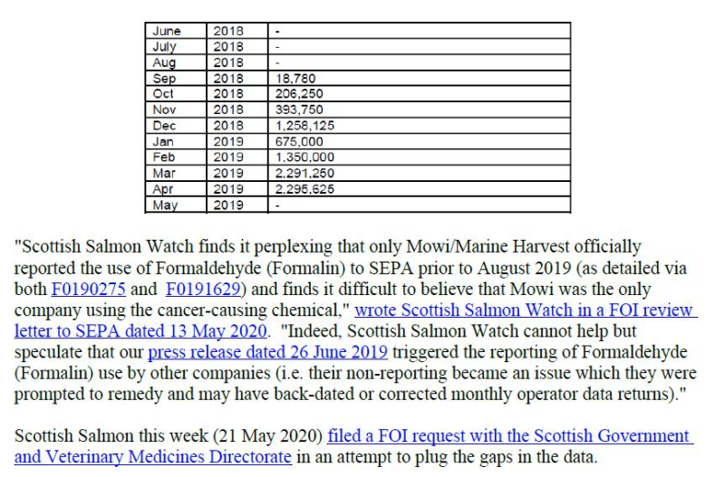 PR Cancer-causing chemical flooding Scottish lochs 24 May 2020 #16