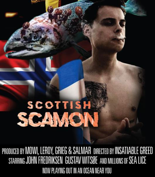 Benchmark Tweet 18 March 2020 #4 Scottish Scamon with Gustav Witsoe