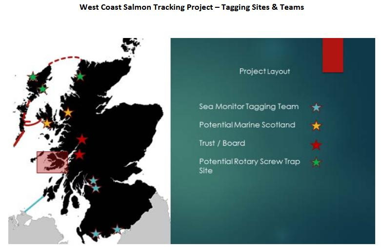FOI reply West Coast Salmon Smolt March 2020 #8 map of tagging sites