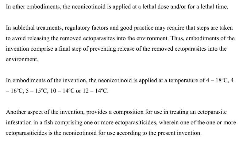 Imidacloprid Canadian Patent CA3045239A1 #11