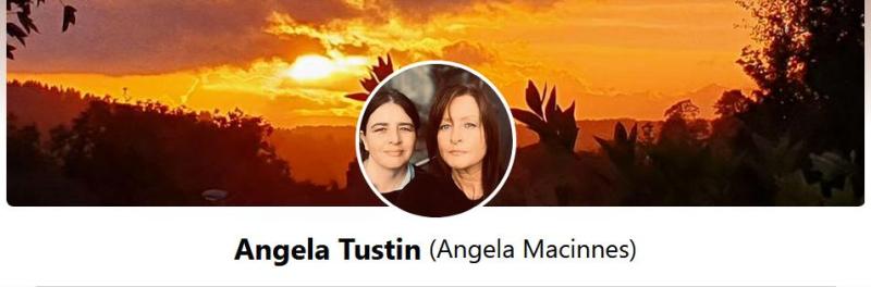 Angela Tustin Facebook #1