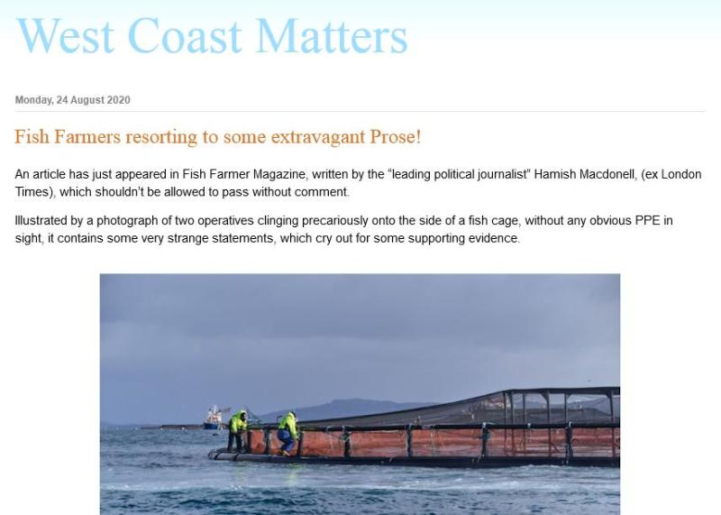 West Coast Matters 24 Aug 2020 #1
