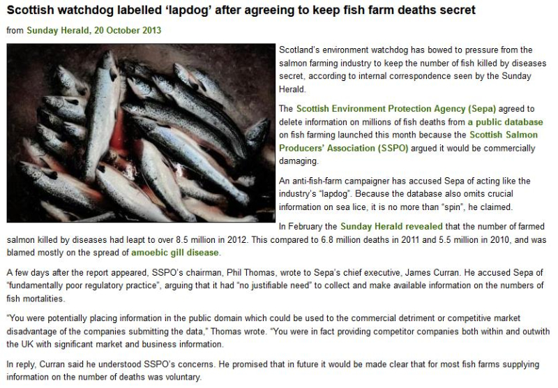 SSPO commercially damaging SH Oct 2013 #1