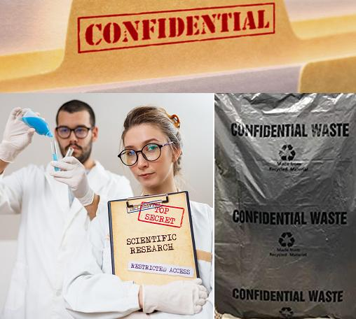 Confidential Waste photo