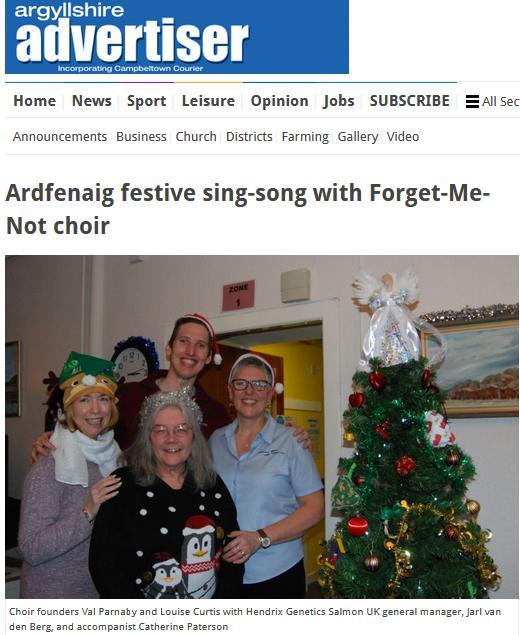 Jarl choir