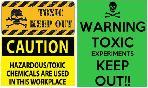 Toxic Keep Out