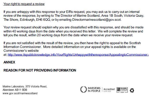 Letter FOI reply Ardtoe 19 Oct 2020 #4