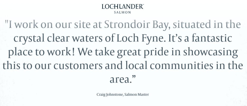 Lochlander Strondoir Bay