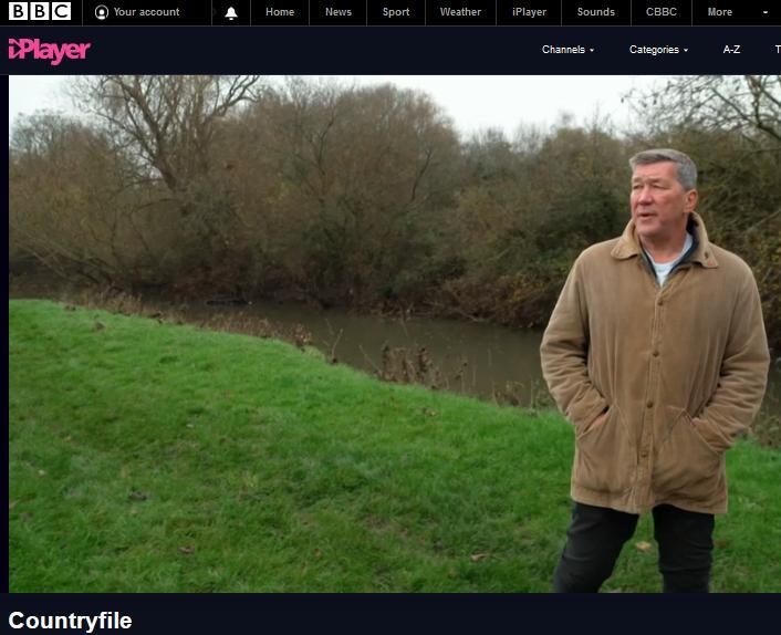 BBC Countryfile 6 Dec 2020 #7 ASC Chris Ninnes