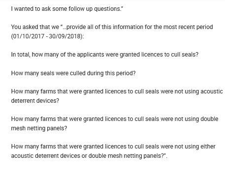 FOI SG seal deterrents Feb 2019 #2