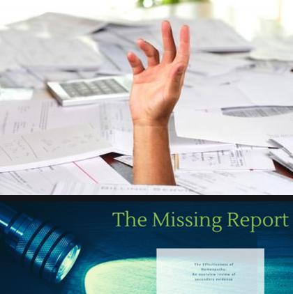 SARF ADD report #1 buried
