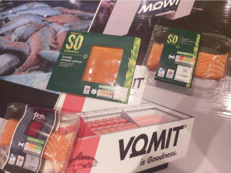 Mowi Vomit Goodness #1