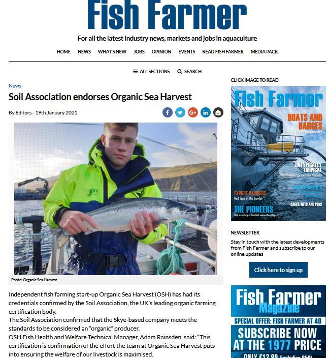 Fish Farmer Jan 2021 #1