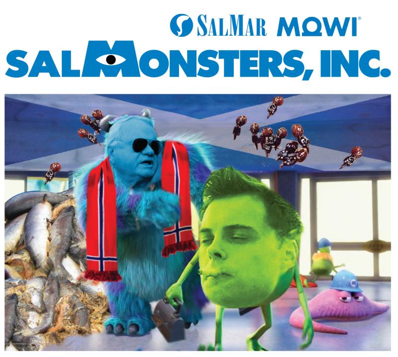 Salmonsters Inc