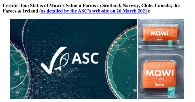 ASC salmon farms as of 26 March 2021 #1