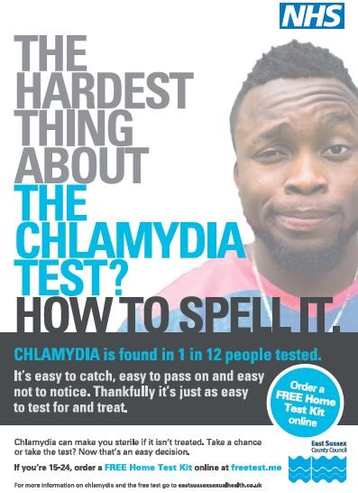Chlamydia NHS