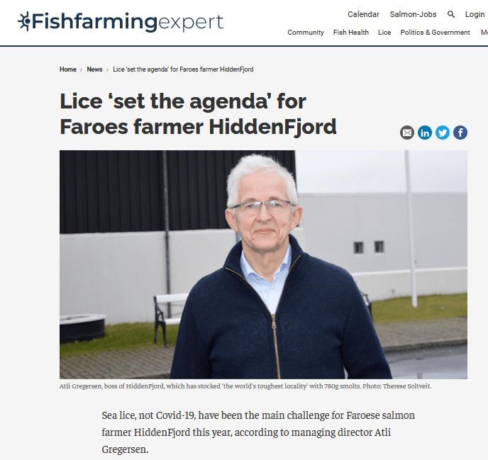 Rick Stein Victory #9 Hiddenfjord lice