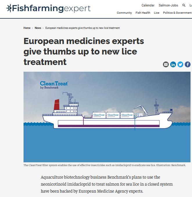 Fish Farming Expert 16 April 2021 EU law MRL #3