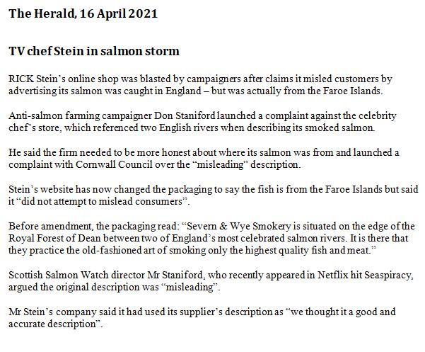 Herald 16 April 2021 text