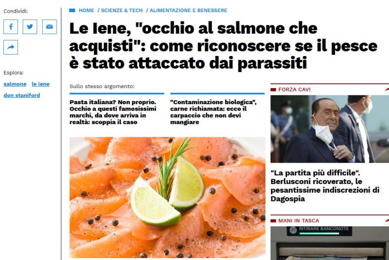 Italian Libero 12 May 2021 #1