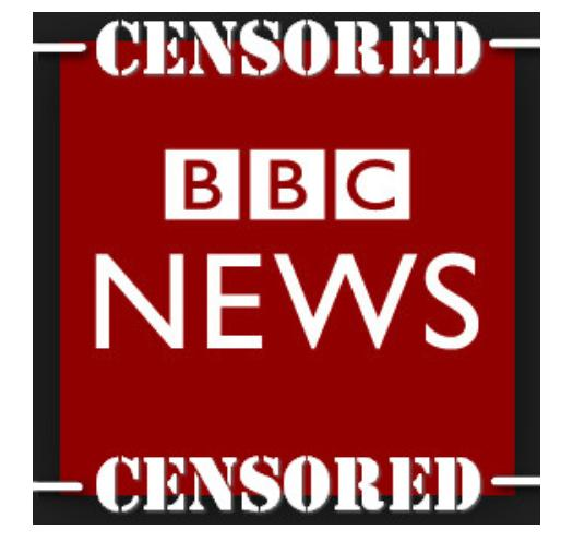 Bbc censored