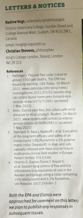 Pet deaths blog June 2021 #3